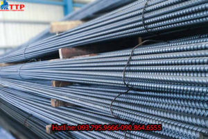 Distributor of iron and steel construction Truong Thinh Phat